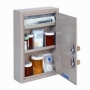 compact medical security cabinet