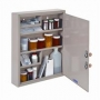 large medical security cabinet